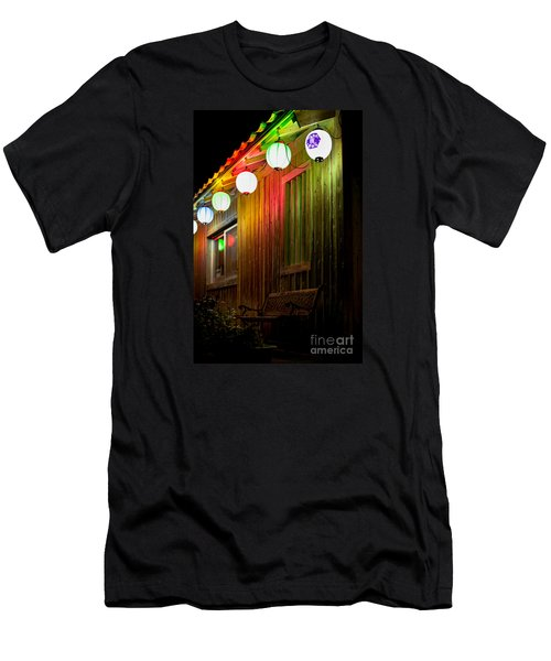 Lanterns Light The Bench Men's T-Shirt (Athletic Fit)