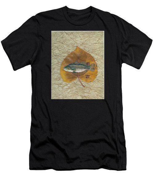 Large Mouth Bass #3 Men's T-Shirt (Athletic Fit)