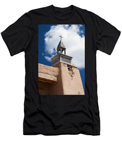 Las Trampas Church Men's T-Shirt (Athletic Fit)