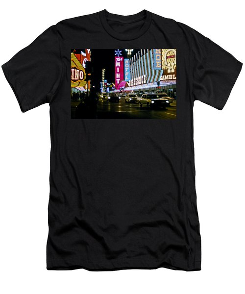 Las Vegas 1964  II Men's T-Shirt (Athletic Fit)