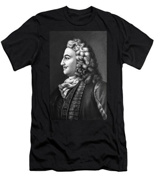 Lasalle Men's T-Shirt (Athletic Fit)