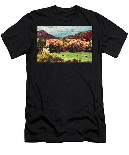 Last Call  Men's T-Shirt (Athletic Fit)