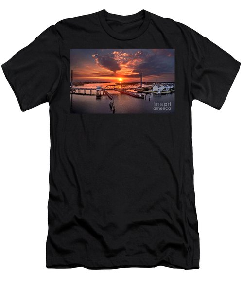Last Days Men's T-Shirt (Athletic Fit)