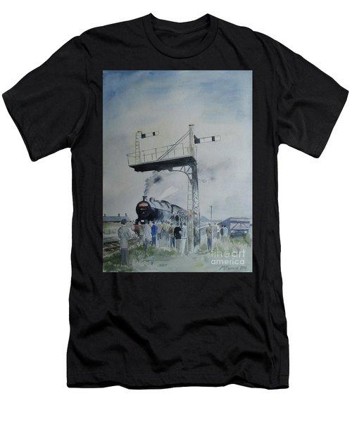 Last Days Men's T-Shirt (Athletic Fit)