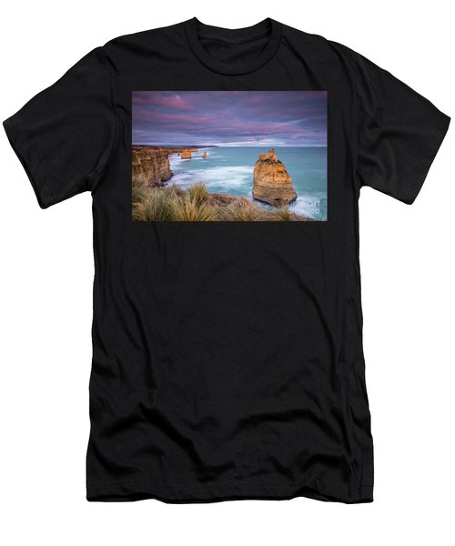 Last Light Of Day Men's T-Shirt (Athletic Fit)