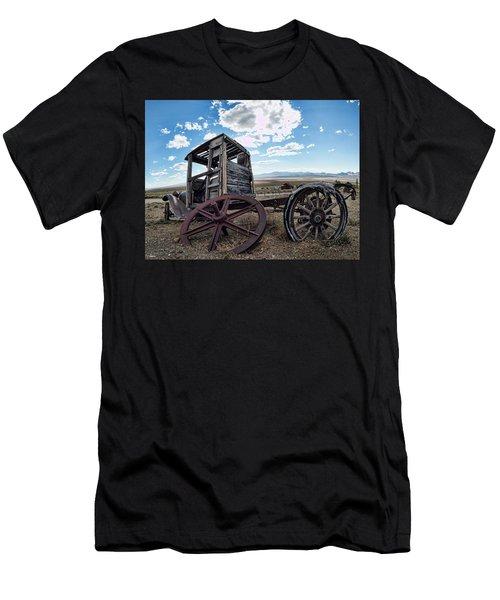 Last Stop Men's T-Shirt (Athletic Fit)
