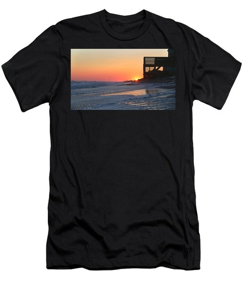 Wish You Were Here Men's T-Shirt (Athletic Fit)