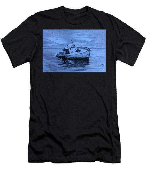 Last Voyage  Men's T-Shirt (Athletic Fit)