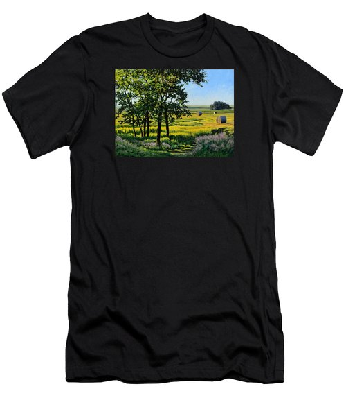 Late Afternoon Pasture Men's T-Shirt (Athletic Fit)