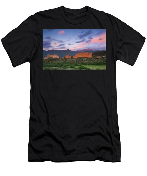 Late Spring Sunrise Men's T-Shirt (Athletic Fit)