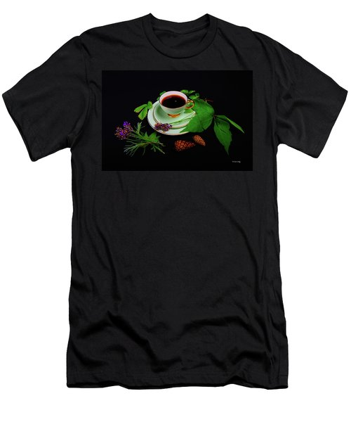 Late Summer Coffee Men's T-Shirt (Athletic Fit)
