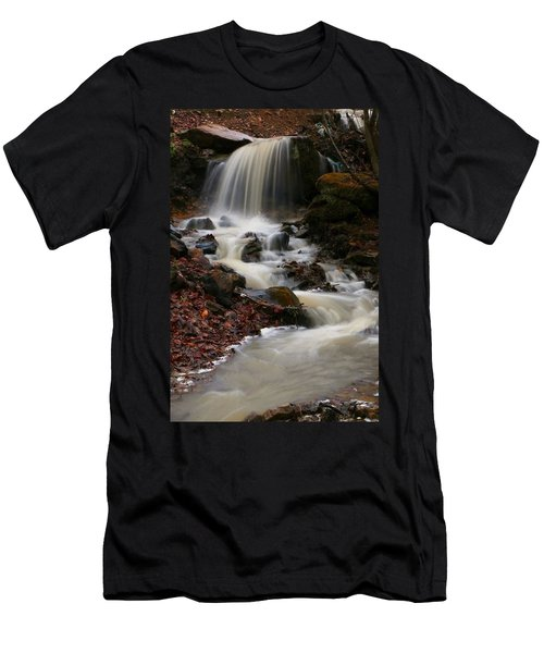Latrobe Pa Men's T-Shirt (Slim Fit) by Denise Moore