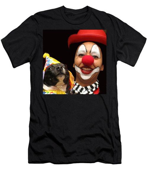 Laugh Out Loud Men's T-Shirt (Slim Fit) by Ian  MacDonald