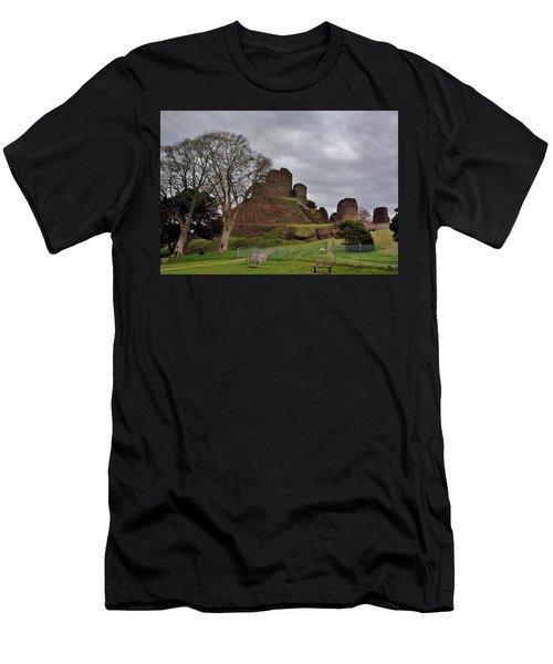 Launceston Castle Men's T-Shirt (Athletic Fit)