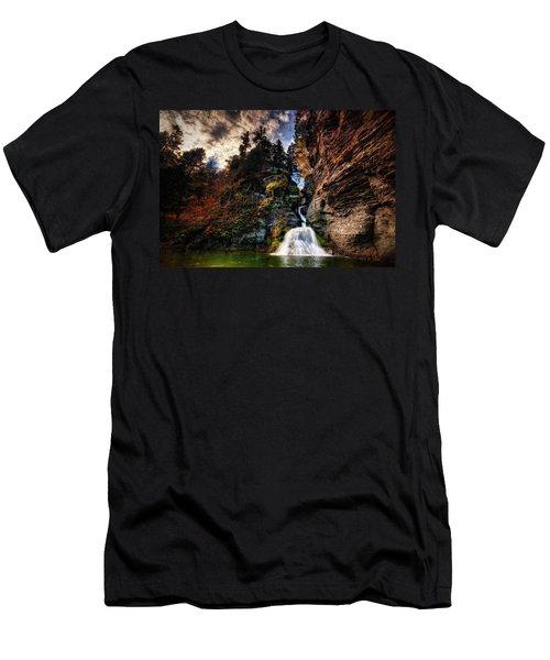 Laurelindorinan Men's T-Shirt (Athletic Fit)