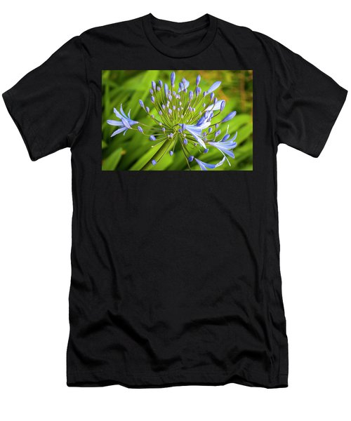 Lavendar Buds Men's T-Shirt (Athletic Fit)