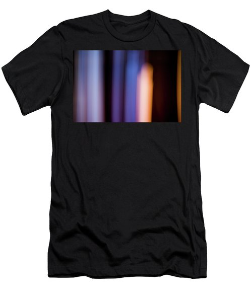 Lavender And Rose Gold No. 2 Men's T-Shirt (Athletic Fit)
