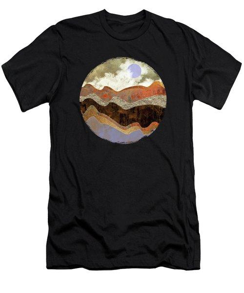 Lavender Hills Men's T-Shirt (Athletic Fit)