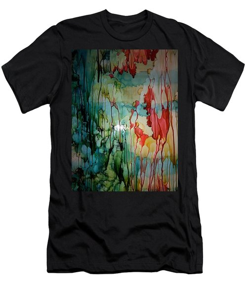 Layers Of Life Men's T-Shirt (Athletic Fit)