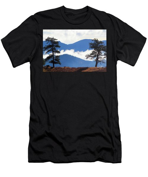 Layers Of Nature Men's T-Shirt (Athletic Fit)