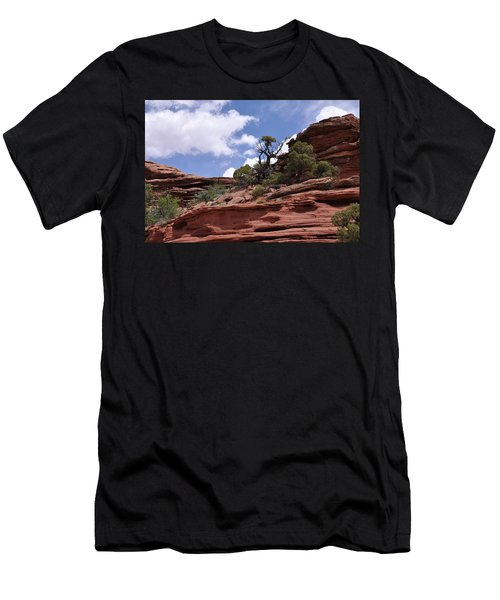 Layers Upon Layers Men's T-Shirt (Athletic Fit)