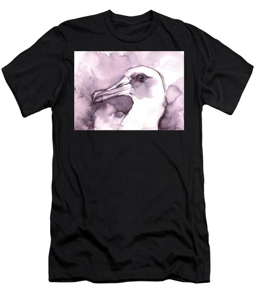 Laysan Albatross Men's T-Shirt (Athletic Fit)