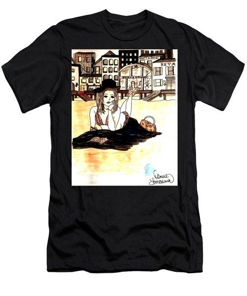 Lazy Daze Men's T-Shirt (Slim Fit)