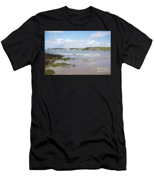 Lazy Devon Days Men's T-Shirt (Athletic Fit)