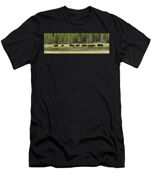 Lazy Morning Men's T-Shirt (Athletic Fit)