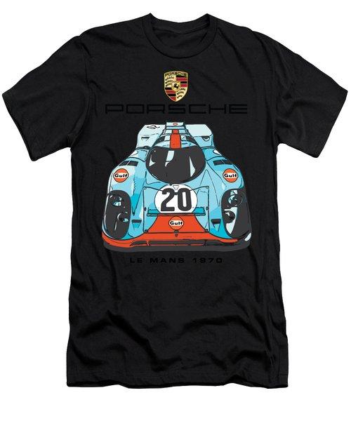 Le Mans 1970 Men's T-Shirt (Athletic Fit)