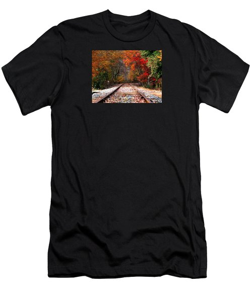 Lead Me Home Men's T-Shirt (Athletic Fit)