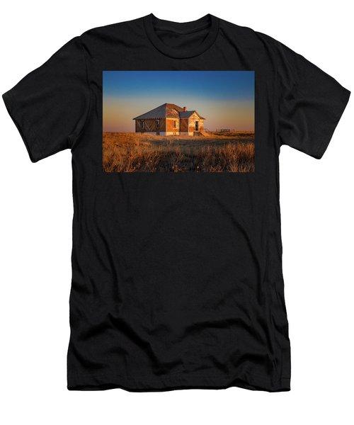 Leader Church - El Paso County, Colorado Men's T-Shirt (Athletic Fit)