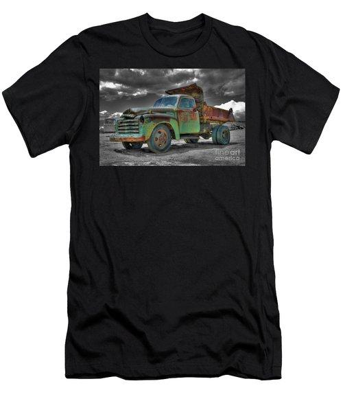 Leadville Coal Company Men's T-Shirt (Athletic Fit)