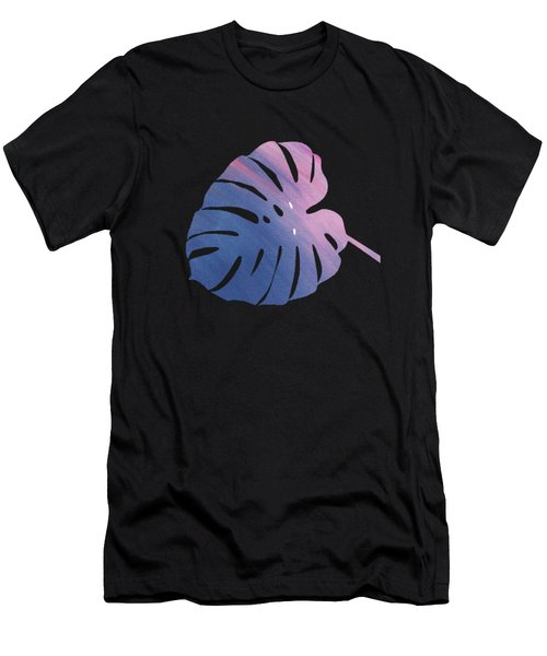 Leaf Abstract 1 Men's T-Shirt (Athletic Fit)