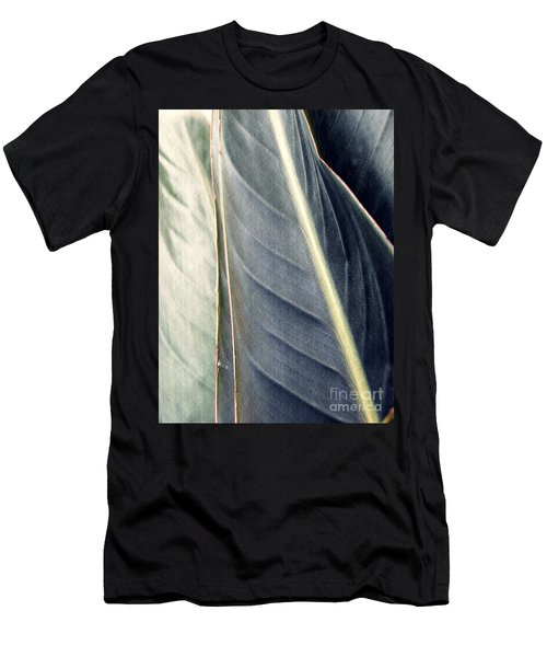 Leaf Abstract 14 Men's T-Shirt (Athletic Fit)