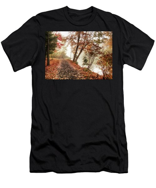 Leaning Tree Men's T-Shirt (Athletic Fit)