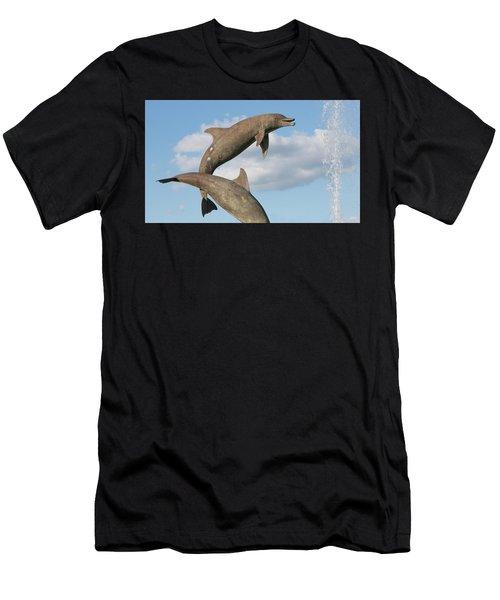 Leap For Joy Men's T-Shirt (Athletic Fit)