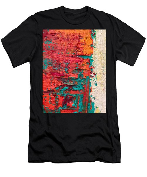 Learning Curve One Men's T-Shirt (Athletic Fit)