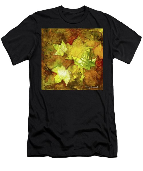 Leaves Men's T-Shirt (Athletic Fit)