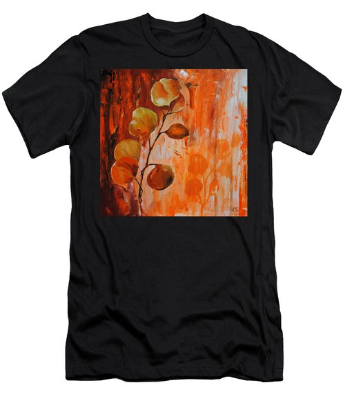 Leaves1 Men's T-Shirt (Athletic Fit)