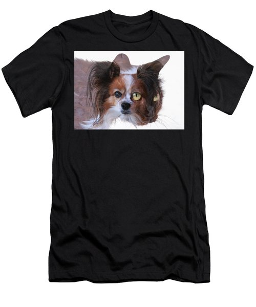 Left Eye Men's T-Shirt (Athletic Fit)
