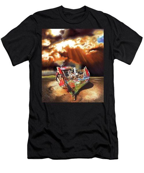 Left For Dead Men's T-Shirt (Athletic Fit)