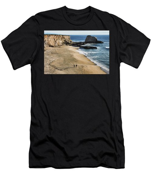 Leisurely Stroll Men's T-Shirt (Athletic Fit)