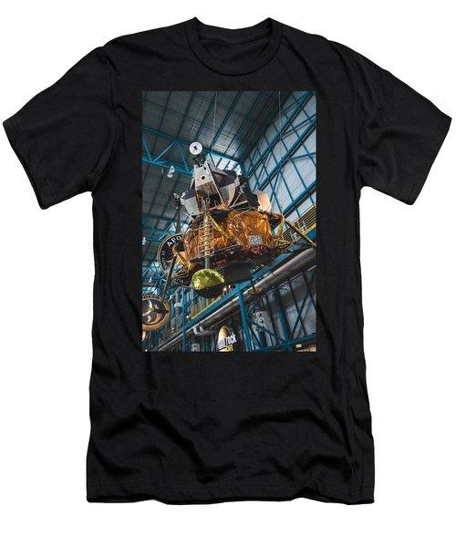 Lem On Display Men's T-Shirt (Slim Fit) by David Collins