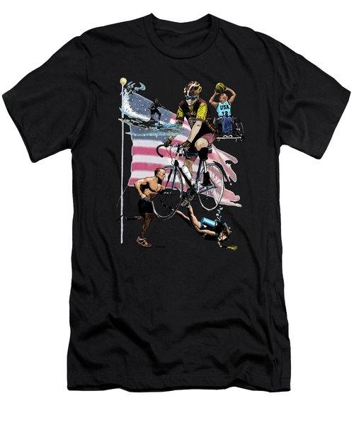 Lemon Aid Men's T-Shirt (Athletic Fit)