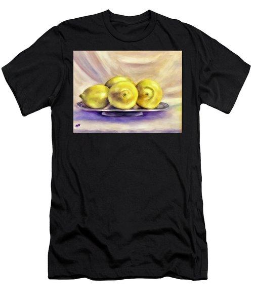 Lemon Drops Men's T-Shirt (Athletic Fit)