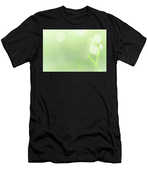 Men's T-Shirt (Athletic Fit) featuring the photograph Lemon by Gene Garnace