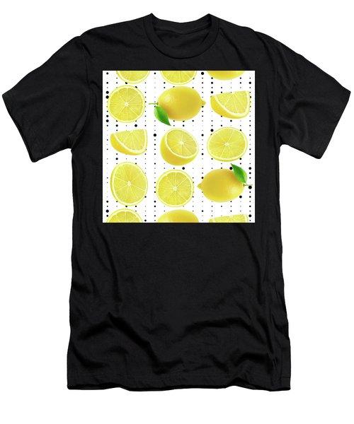 Lemon  Men's T-Shirt (Athletic Fit)