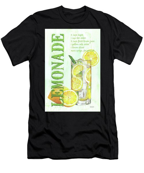 Lemonade Men's T-Shirt (Athletic Fit)