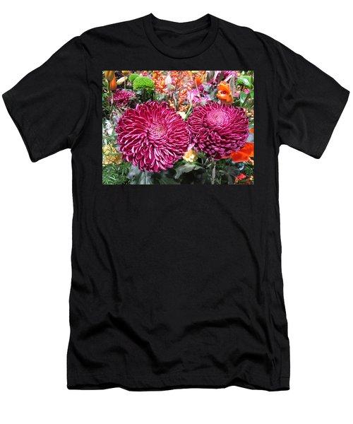Lens Love Men's T-Shirt (Athletic Fit)